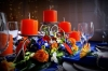 Table Centres and Napkin Flowers