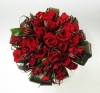 Handtied Red Rose Bouquet